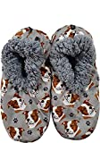Comfies Womens Pit Bull Dog Slippers #16