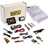 MPC Complete 2 Way LCD Remote Start Kit with Keyless Entry for 1999-2003 Ford F-150