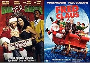 Bad Boys of Christmas Collection - Badder Santa & Fred Claus