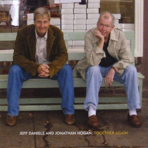 Jeff Daniels and Jonathan Hogan