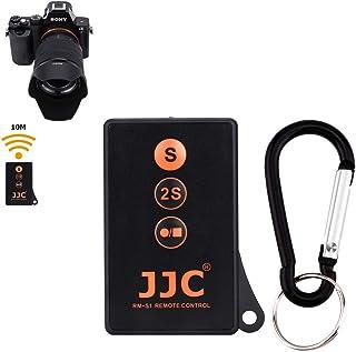 JJC Infrared Wireless Camera Remote Control for Sony A7R4 A7RIV A6400 A6000 A7RIII A7RII A7III A7II A7 A7SII A7S A99II A99...
