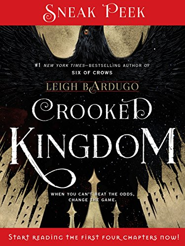 Crooked Kingdom - Chapters 1 - 4 (English Edition)