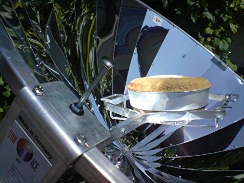 Solarkocher 140 cm Parabolspiegel – super Qualität - 8