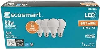 Best ecosmart a19 led bulbs Reviews