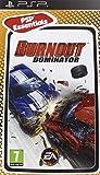 Electronic Arts Burnout Dominator, Essentials, PSP