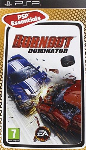 Electronic Arts Burnout Dominator, Essentials, PSP - Juego (Essentials, PSP, PlayStation Portable (PSP), Racing, E (para todos))