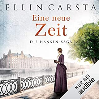 Eine neue Zeit     Die Hansen-Saga 2              By:                                                                                                                                 Ellin Carsta                               Narrated by:                                                                                                                                 Gabriele Blum                      Length: 8 hrs and 45 mins     Not rated yet     Overall 0.0