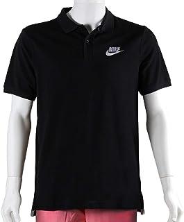Nike 934698-010 Erkek Polo Yaka T-Shirt Siyah