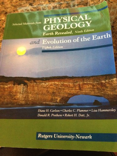 Physical Geology and Evolution of the Earth