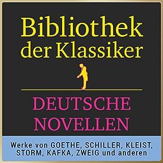Deutsche Novellen (Bibliothek der Klassiker) Titelbild