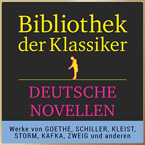 Deutsche Novellen cover art