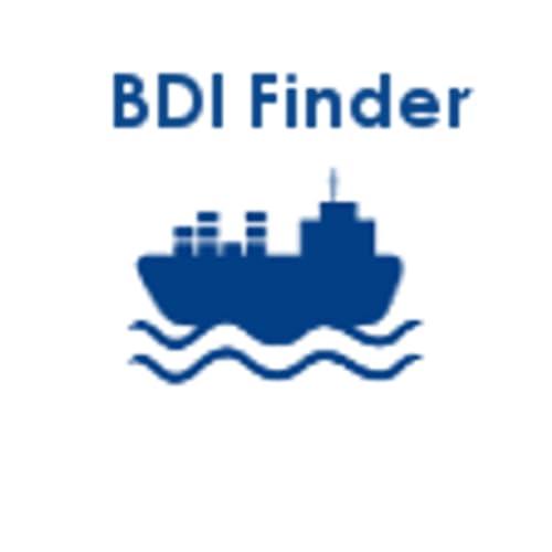 BDI (Baltic Dry Index) Finder
