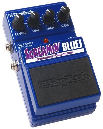 DigiTech DSB Screamin' Blues Overdrive Analog Distortion Pedal