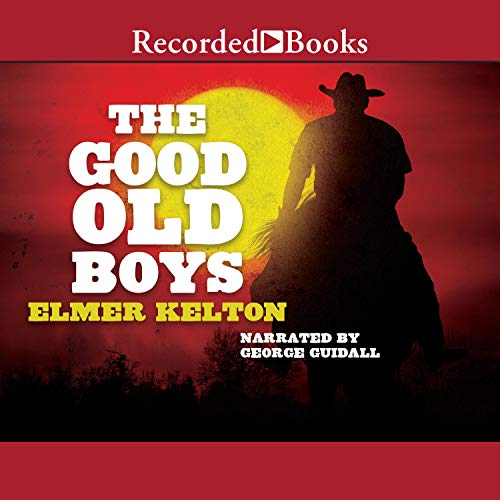 The Good Old Boys  By  cover art