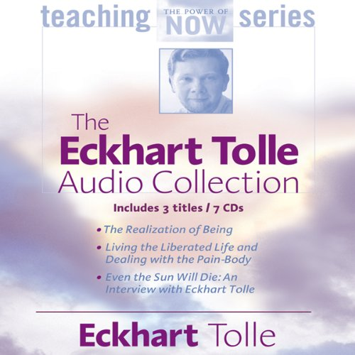 Couverture de The Eckhart Tolle Audio Collection