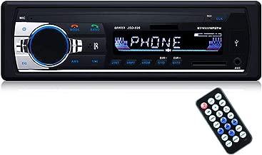 JSD520 Car Radio Stereo Player Digital Bluetooth Car Aux Input Receiver SD USB MP3 MMC WMA Player
