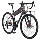 Mongoose Men's Elroy Adventure Bike 700C...