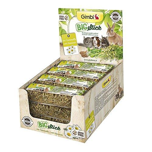 GIMBORN Gimbi Big Stick Seeds Kamille 70Gr-Feed Nahrung Für Nagetiere