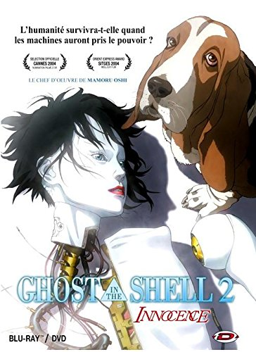 Ghost in The Shell 2 : Innocence [Édition Collector Blu-Ray + DVD]