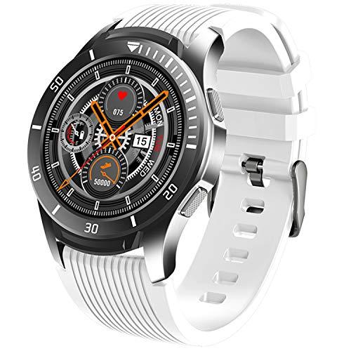 PHIPUDS Smartwatch Orologio Fitness Smart Watch Uomo Donna Impermeabile IP68 Cardiofrequenzimetro da Polso Contapassi e Calorie da Polso,con Touch Screen da 1.3...
