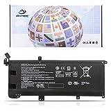 ANTIEE MB04XL Laptop Battery for HP Envy X360 M6-AQ000 15-AQ000 Series M6-AQ003DX M6-AQ005DX M6-AQ103DX M6-AQ105DX M6-AR004DX 15-aq173cl 15-aq273cl 843538-541 844204-850 TPN-W119 15.4V 55.67Wh