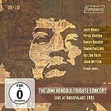 ジミ・ヘンドリックス・トリビュート・コンサート~ライヴ・アット・ロックパラスト1991(2CD+DVD)