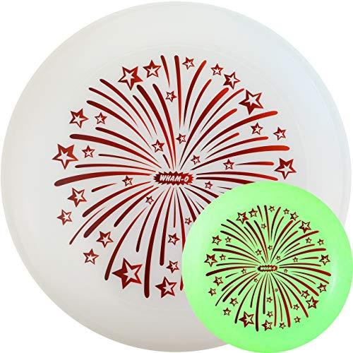 Wham-O Original Frisbee Ultimate Nightglow Scheibe, phosphoreszierend