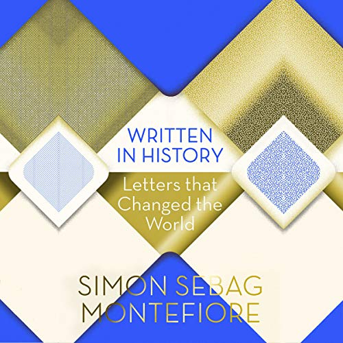 Written in History audiobook cover art