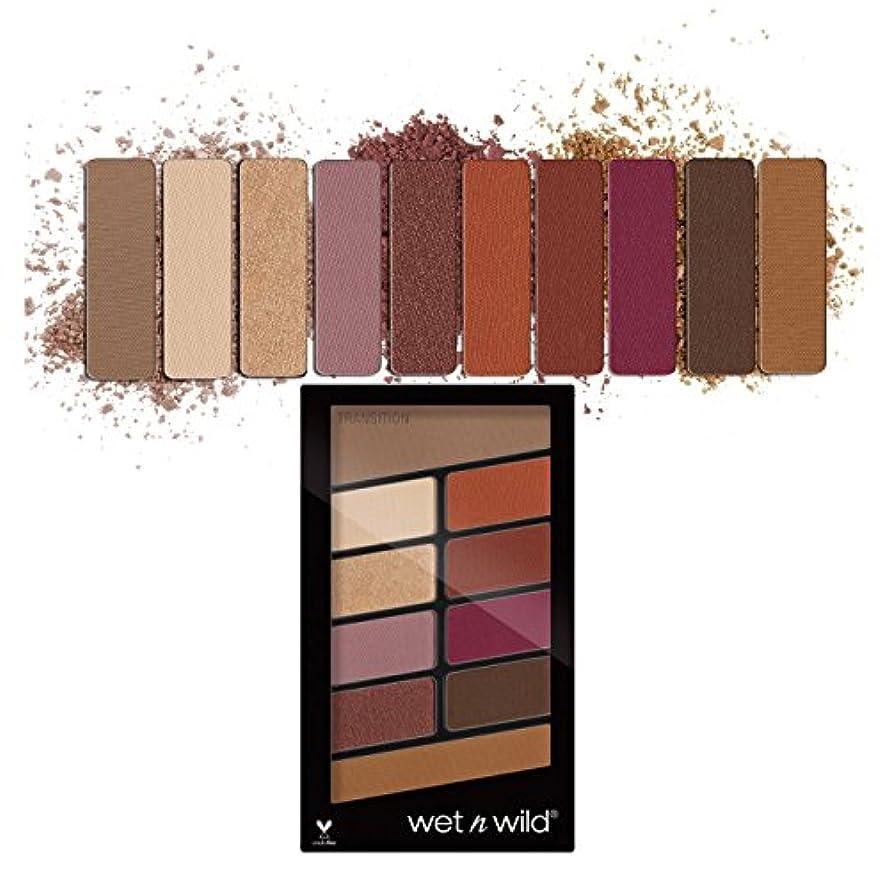 費やす圧縮抜け目がない(6 Pack) WET N WILD Color Icon Eyeshadow 10 Pan Palette - Ros? In The Air (並行輸入品)