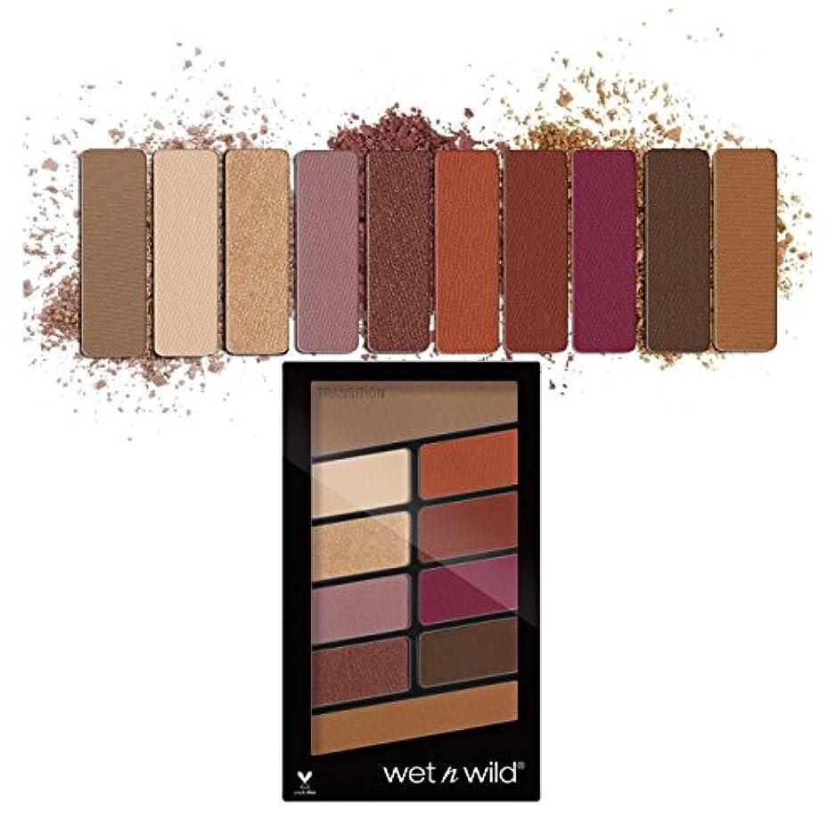 決定細胞保育園(3 Pack) WET N WILD Color Icon Eyeshadow 10 Pan Palette - Ros? In The Air (並行輸入品)