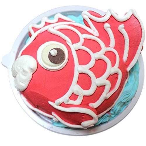 めでたい 鯛 ケーキ 立体 誕生日 バースデー 5号 洋菓子 スウィーツ