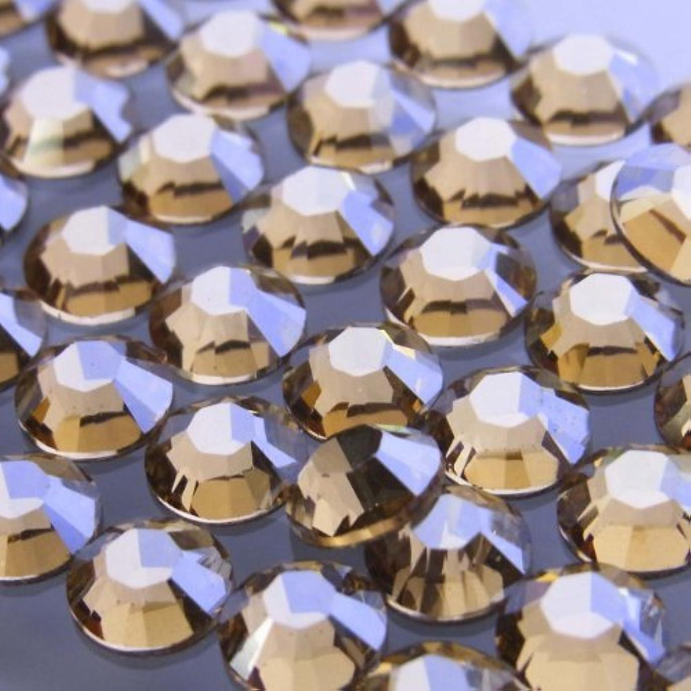 セミナーそこからけん引2058クリスタルゴールデンシャドウss5(50粒入り)スワロフスキーラインストーン(nohotfix)
