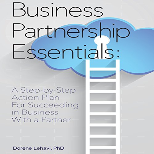 Business Partnership Essentials audiobook cover art