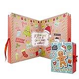 Accentra Xxl Beauty Adventskalender Gingerbread- Weihnachtskalender Für Frauen Und Kinder Im...