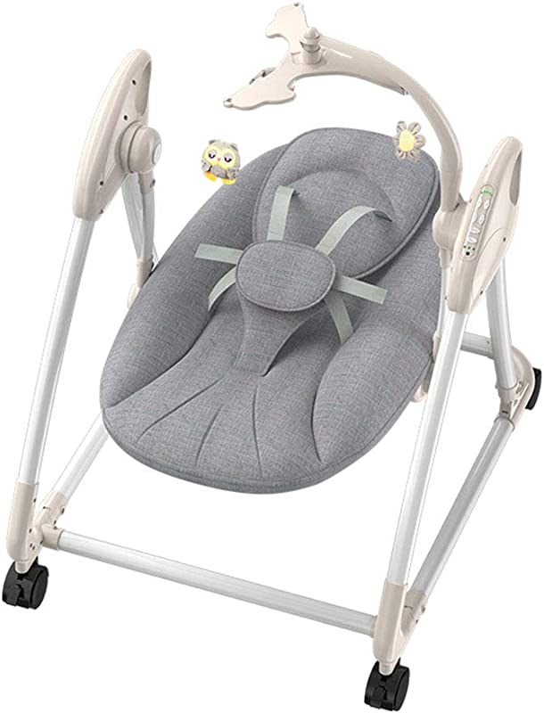 Baby Rocking Chair Electric Recliner Comfort Chair Baby Seeing Child Artifact Liberating Hands