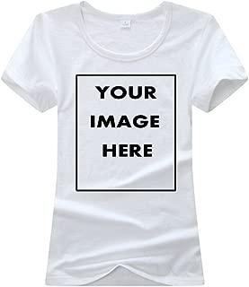 SHENOU CUSTOM Printing Custom T-shirt Photo Design Print T-shirts
