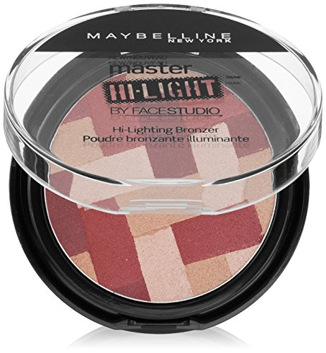 Maybelline New York Face Studio Master Hi-Light Blush, Mauve, 0.31 Ounce, 1 Count
