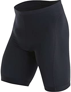 Pearl iZUMi Men's SELECT Pursuit Tri Shorts, Black