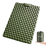 VOLADOR Widen Double Inflatable Sleeping Pad Mat, Self-Inflatable Waterproof Camping Air Mattress, Ultralight Portable Air Sleeping Pad for Travel, Hiking, Backpacking