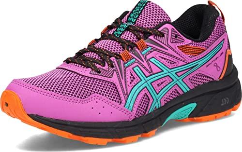 ASICS Women's Gel-Venture 8 Running Shoe, 8.5, Digital Grape/Baltic Jewel