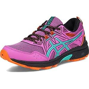 ASICS Women's Gel-Venture 8 Running Shoe, 8, Digital Grape/Baltic Jewel