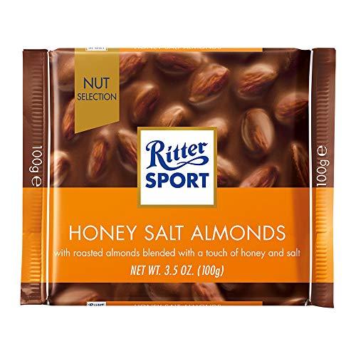 RitterSPORT(リッタースポーツ)『ハニーソルトアーモンド』