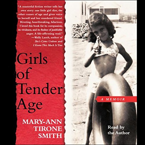Girls of Tender Age  audiobook cover art