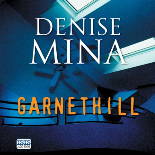 Garnethill audiobook cover art