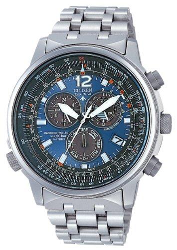 Citizen AS4050-51L - Reloj cronógrafo de Cuarzo para Hombre