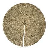 Dischi di pacciamatura in 100% canapa, confezione da 10, diametro: 98 cm, spessore 10 mm (EUR 9,15 /pezzo), protezione per piante, protezione contro le erbe infestanti, protezione invernale, ecologico
