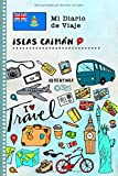 Islas Caimán Diario de Viaje: Libro de Registro de Viajes Guiado Infantil - Cuaderno de Recuerdos de Actividades en Vacaciones para Escribir, Dibujar, Afirmaciones de Gratitud para Niños y Niñas