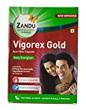 ZANDU VIGOREX CAPSULES (VITALITY ENHANCER) 60 Capsules