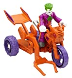 Fisher-Price Imaginext Streets of Gotham City The Joker & Cycle
