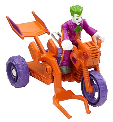 Imaginext 2016 The Joker & Cycle by Streets Of Gotham City 1